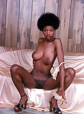 Ebony Vintage Cuties